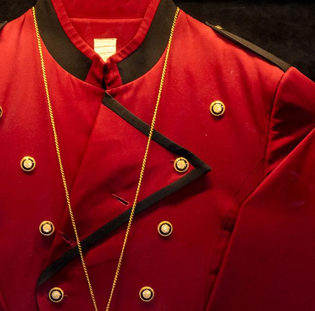 Bellperson's jacket